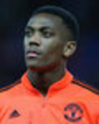 Anthony Martial explains why he loves Manchester United fans so much