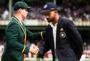 Final Cricket  Test  between India & Australia begins in Dharamshala