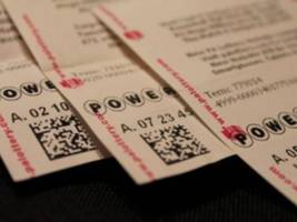 (updated) winning powerball numbers for saturday, march 25, 2017: $40 million jackpot