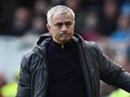 jose mourinho had no hidden cause behind visit to croatia