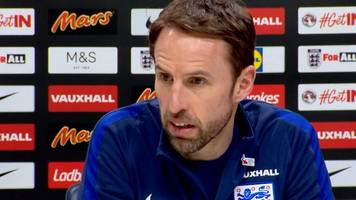 england v lithuania: southgate wants 'flexible' england team