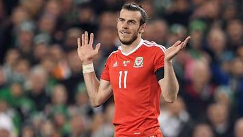 wales can win in serbia without gareth bale says chris gunter