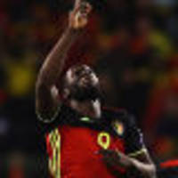 lukaku rescues draw for belgium