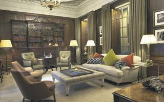 The furnishings at London's new private members' clubs