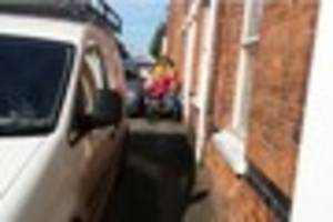 This mum wants councils to ban pavement parking - and you can see...