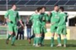 bishop's cleeve end losing run with emphatic derby triumph