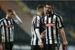 the resurgence of richard duffy continues - notts county player...