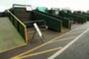 Government minister says Staffordshire County Council's DIY waste...