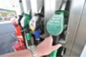 Petrol and diesel prices drop as fresh supermarket fuel price war...