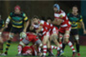 gloucester captain greig laidlaw provides an update on his injury