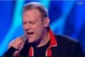 Walsall's Jason Jones eliminated from The Voice