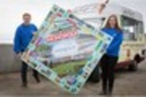 Charity creates North Devon version of Monopoly game
