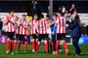 display of character delights lincoln city boss danny cowley...