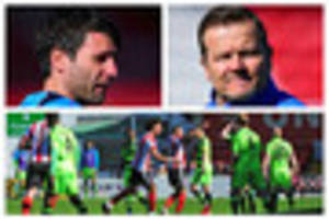 talking points as lincoln city strengthen their national league...