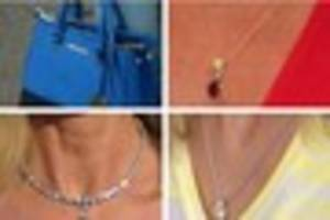 police release images of stolen weston-super-mare jewellery and...