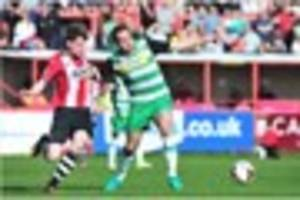 exeter city 3-3 yeovil town - inexcusable late glovers collapse...