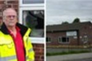 chairman of 'trashed' yeovil community centre wants to take...