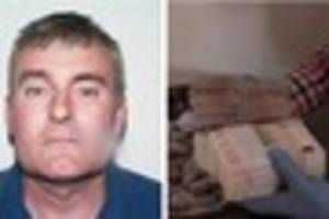 romford drug baron paul monk jailed for importing more than...