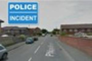 Man, 28, in hospital with serious injuries after being shot in...