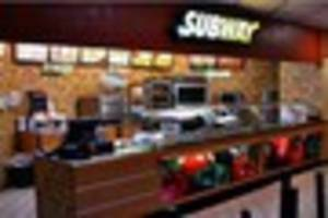 Subway in Rochester was given one star food hygiene rating after...