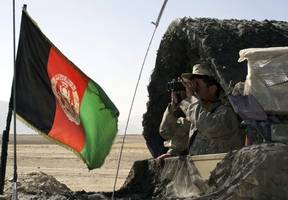 afghan security forces kill seven militants in operation