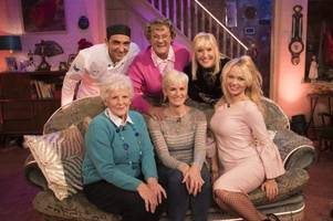 Andy Murray's granny aces Mrs Brown chat show