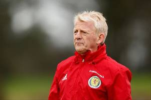 gordon strachan says he must get striker selection right or he's finished