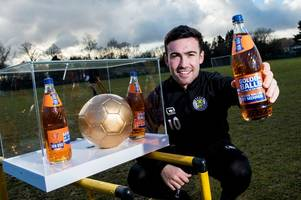 st mirren birthday boy stevie mallan aims to toast his 21st with some silverware