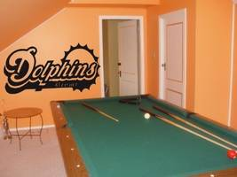 top best 5 miami dolphins room decor for sale 2017