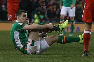Irish prime minister hits out at Neil Taylor as he wades into Seamus Coleman controversy