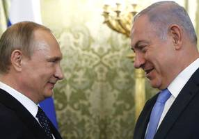 Despite Syria, Israel-Russia relations are the warmest in history