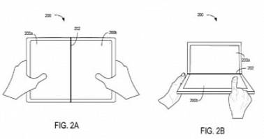 New Microsoft Foldable Device Makes Everyone Dream About the Surface Phone