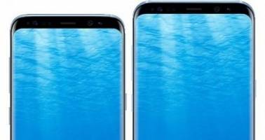 Samsung Galaxy S8 and Galaxy S8+ Leak in New Batch of Photos