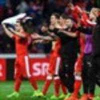 switzerland maintain perfect record, greece hold belgium