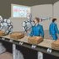 Robots replacing human workers is 'not even on our radar screen'