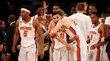 A block and a buzzer-beater give Florida—and the tourney—a breathtaking 'wow' of an ending
