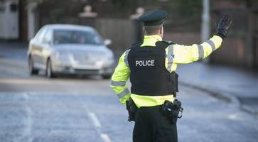 second man held over strabane explosive attack aimed at police patrol