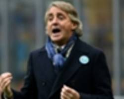 former man city boss mancini not looking for premier league return but opens celtic door