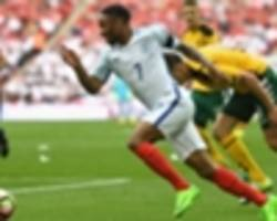 manchester city's sterling hurts back in england win