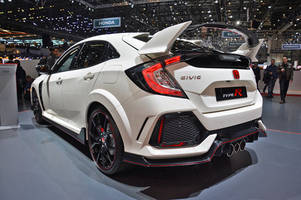 2017 Honda Civic Type R to have U.S. debut at AutoCon in Los Angeles