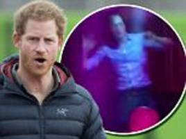 harry pays for william's dance as his ski trip is axed