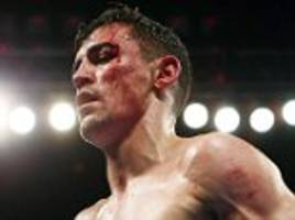 anthony crolla has 'no excuses' after jorge linares loss