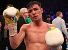 anthony crolla wants ricky burns fight after family break
