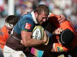 chris robshaw's desperate to get his lions share