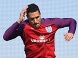 jake livermore's taking it day by day after england start