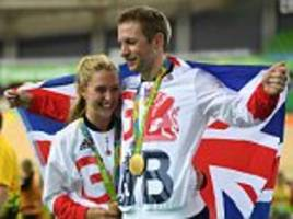 laura and jason kenny under threat of british cycling axe