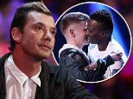 The Voice's Gavin Rossdale is left with no contestants
