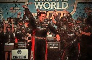 the significance of ryan newman's win at phoenix i nascar raceday