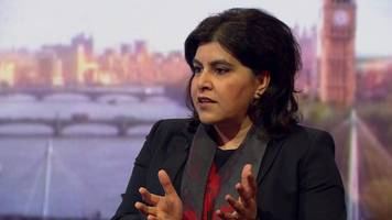 baroness warsi: prevent scheme should be paused