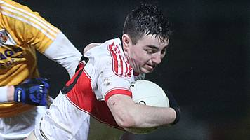 Football League Division Two: Derry in danger after 0-20 to 2-10 defeat to Cork
